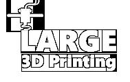 Large 3D Printing Logo